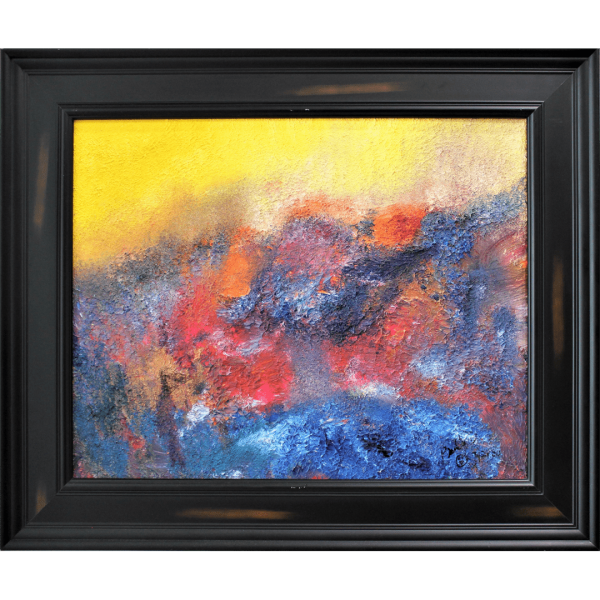 Original Oil Painting Abstract 06