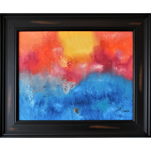 Original Oil Painting Abstract 07