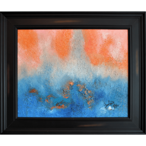Original Oil Painting Abstract 08