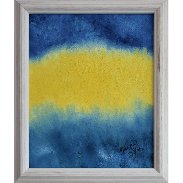 Original Oil Painting Abstract 09
