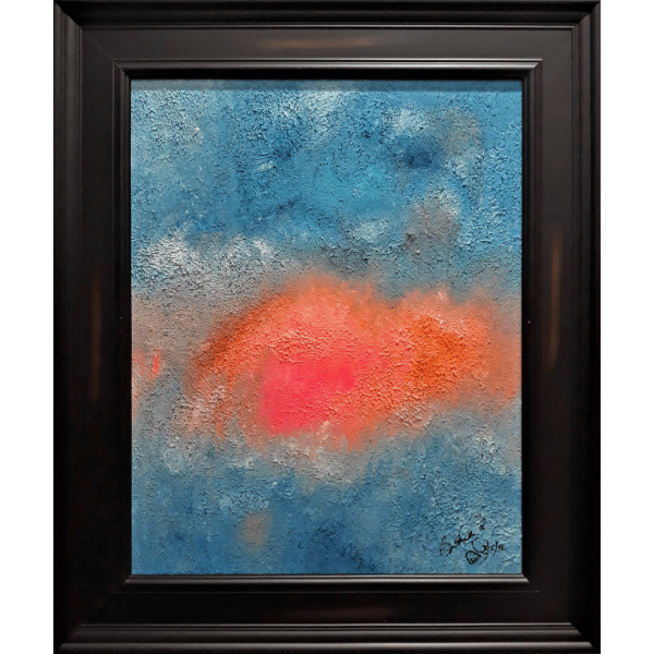 Original Oil Painting Abstract 11