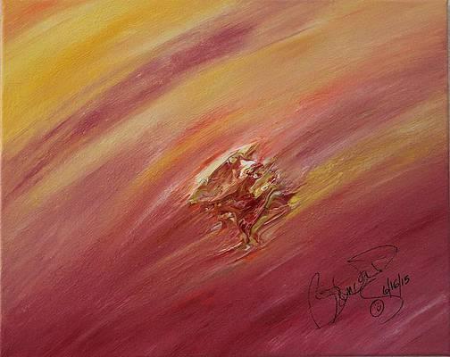 Abstract Acrylic Art Gauri Mons