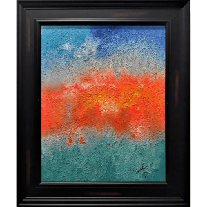 Original Oil Painting Abstract 12