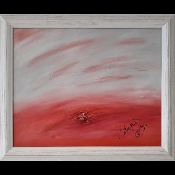 Abstract Acrylic Art Arsia Mons