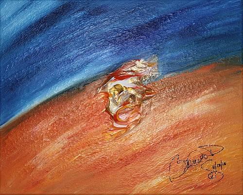 Abstract Acrylic Art Var Mons