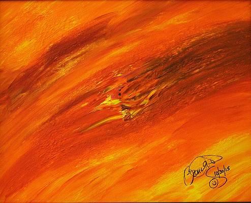 Abstract Acrylic Art Bécuma Mons