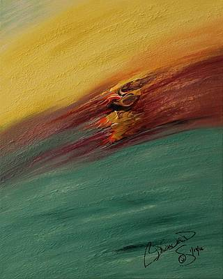 Abstract Acrylic Art Dzalarhons Mons
