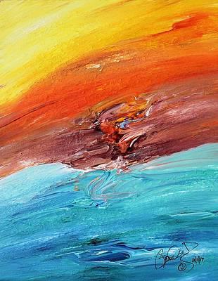 Abstract Acrylic Art Irnini Mons