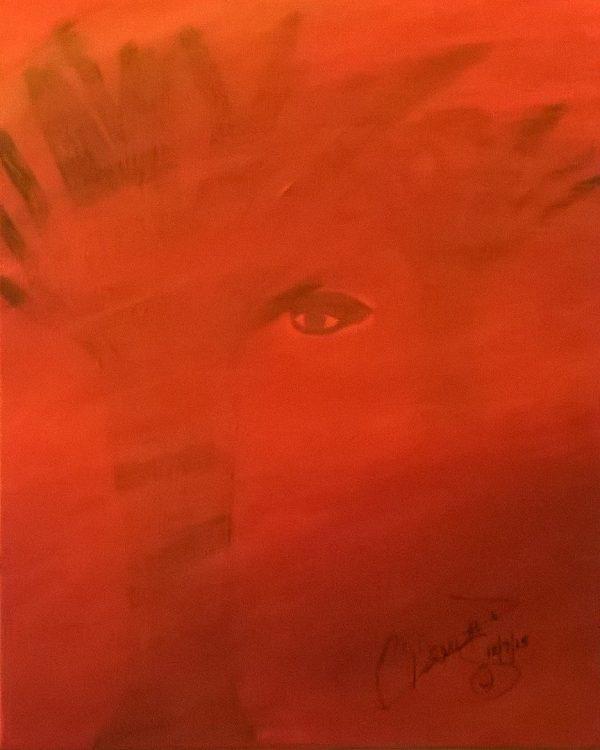 Abstract Acrylic Art Keres