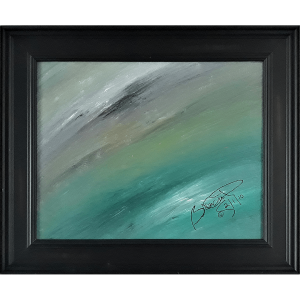 Abstract Acrylic Art Centauri Mons