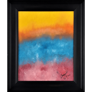 Original Oil Painting Abstract 16