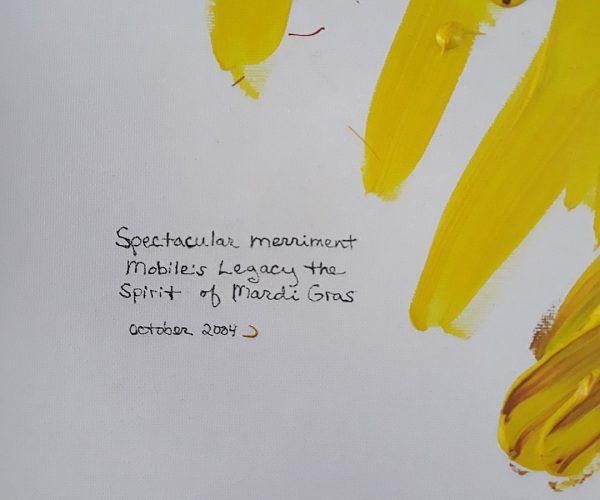 Original Poetry Painting Spectacular Poem