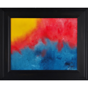 Original Oil Painting Abstract 17