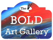 The Bold Art Gallery Logo