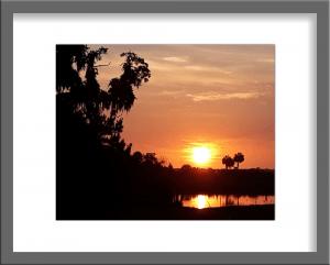 Original Photograph Sunset 11