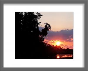 Original Photograph Sunset 12