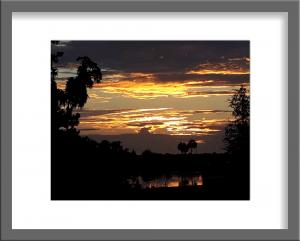 Original Photograph Sunset 13