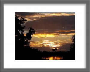 Original Photograph Sunset 14